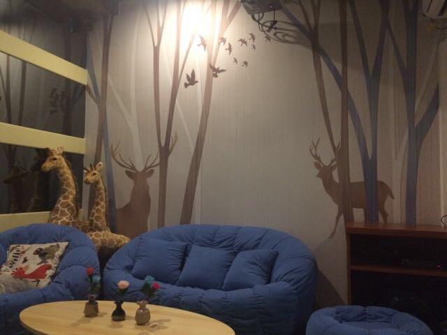 471048时光映像·私人影院咖啡厅