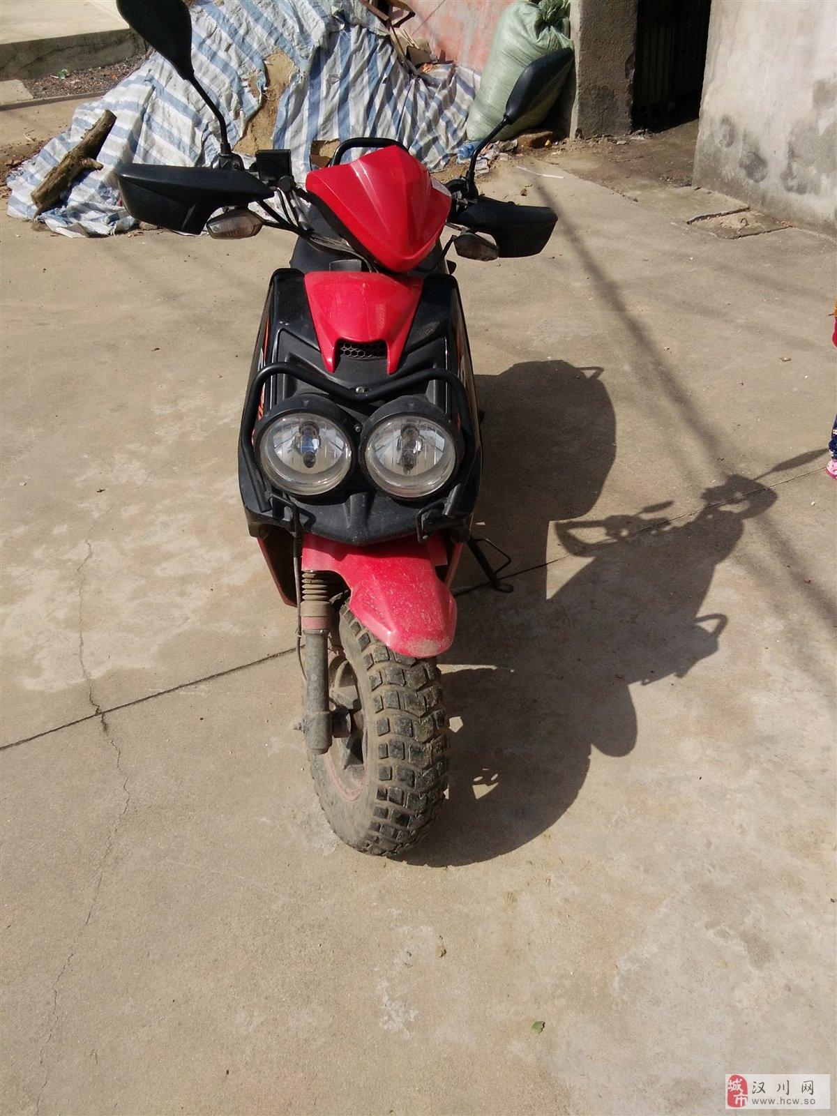 摩托车,鸭子4代,转让