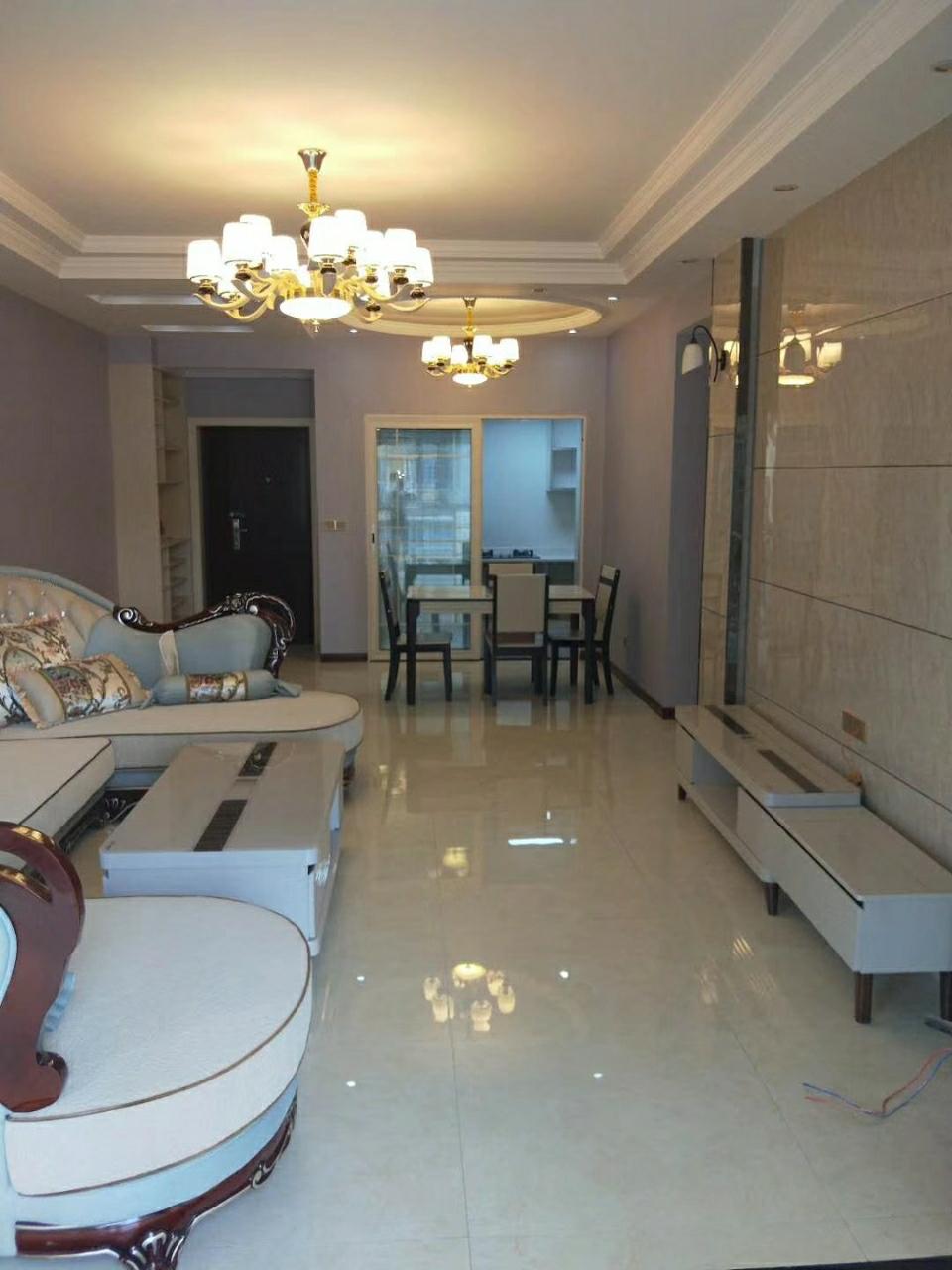福地·御景城3室 2厅 2卫92.8万元