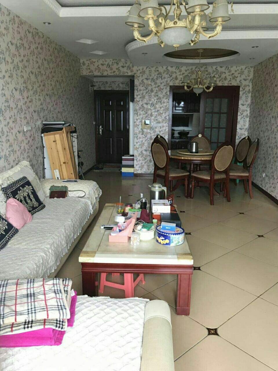阳光花园2室 2厅 1卫50万元