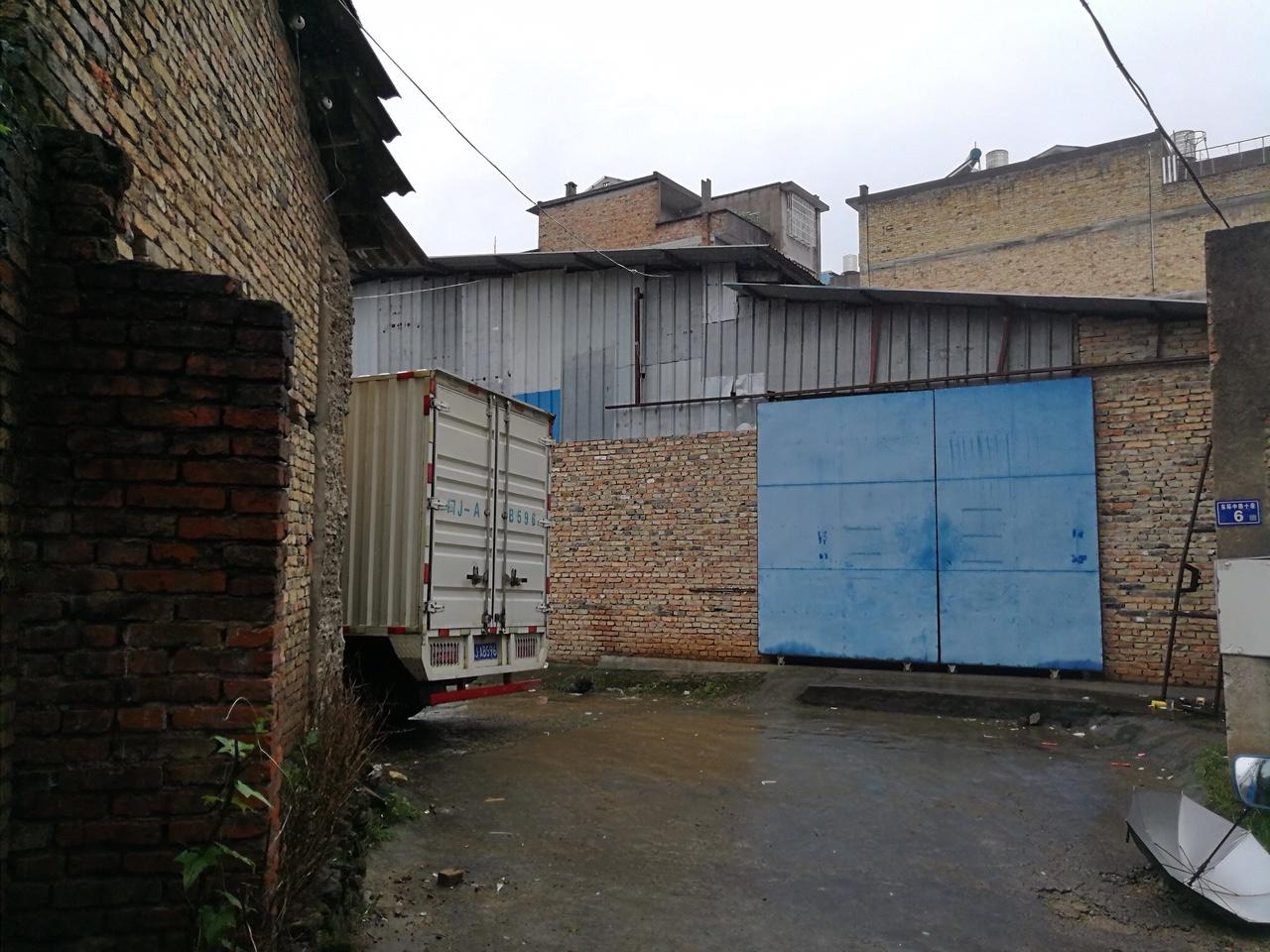 仓库出租 东环中路旧车站隔壁 200平方米