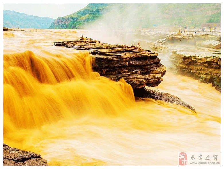 美丽的黄河图片收藏