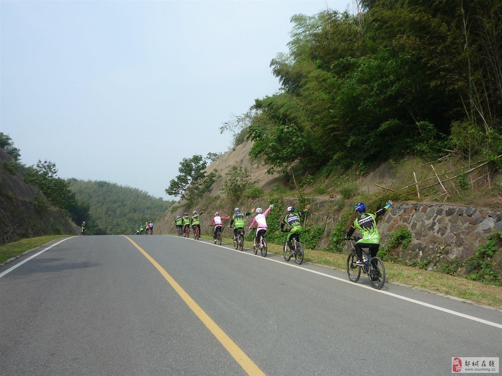 2016美利达车友南京周边之旅之怪坡!