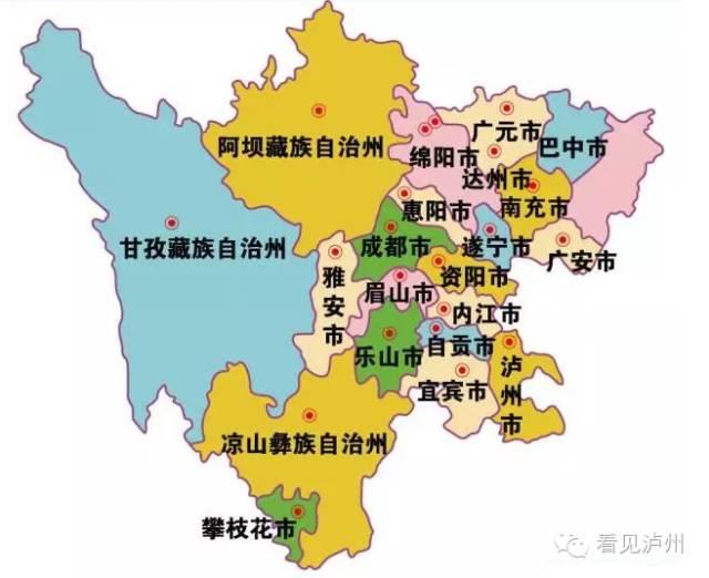 青岛市区划分图最新