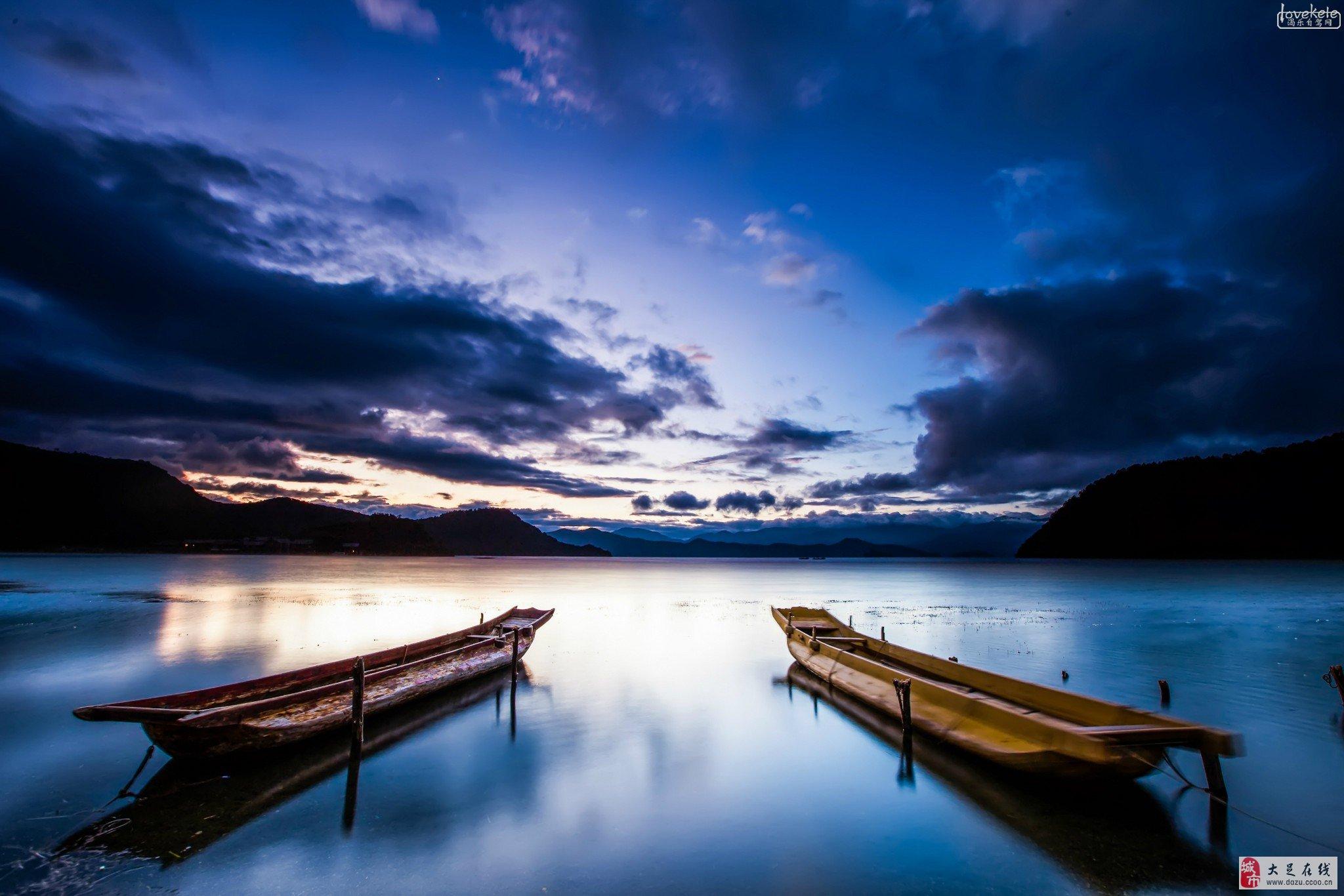 第二天,西昌—泸沽湖(272km) 餐:早,晚团餐;住:品质酒店 沿途风景