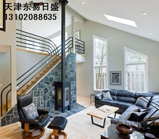 白领公寓装修 loft楼梯创意设计