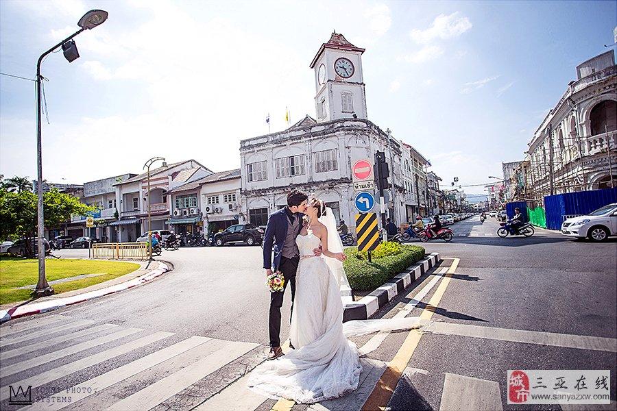日系婚纱照拍摄指南 轻松拍出文艺风