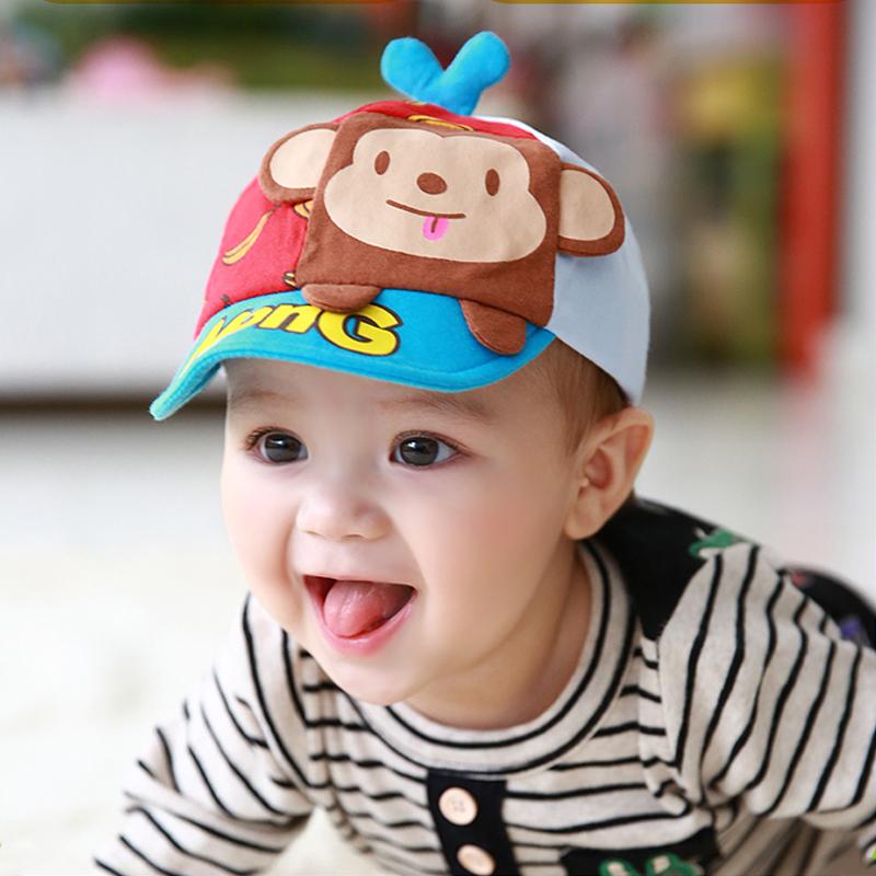 婴儿夏季帽子