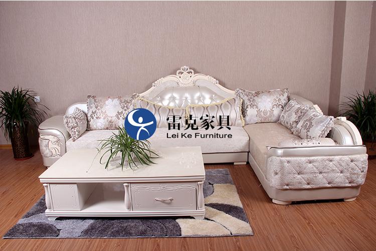新疆雷克家具乌鲁木齐沙发床欧式中式沙发批发送货