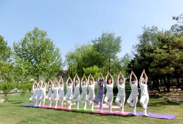 若兰瑜伽舞蹈会馆――打造女性健康舞蹈第一品牌