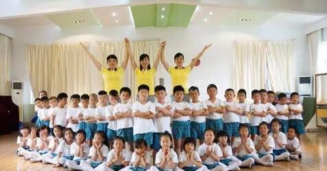 珠海幼儿园创意毕业照