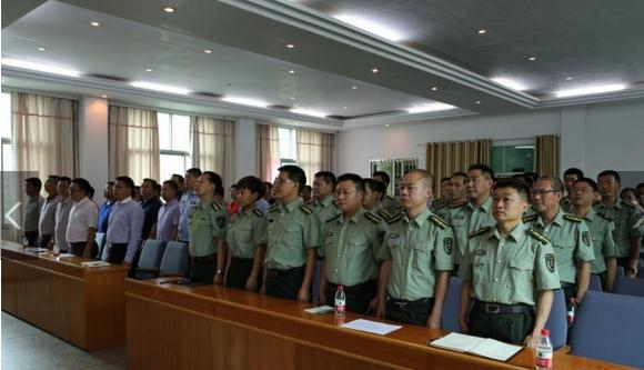 杨树海被增补为奉节县人民武装部委员会委员