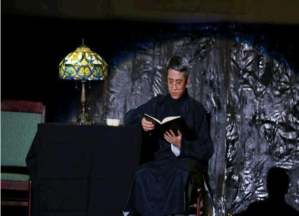 乌鲁木齐市第一中学话剧社演出经典话剧《雷雨》