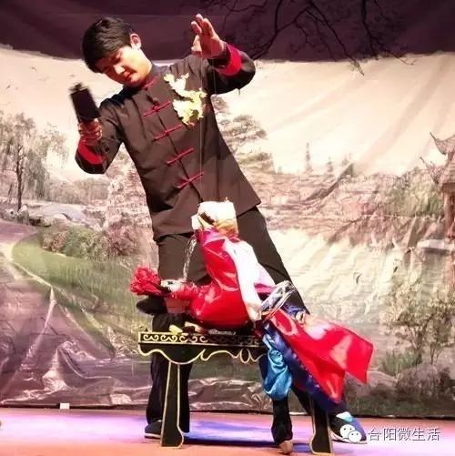 合阳提线木偶戏赴新疆维吾尔族自治区展绝活