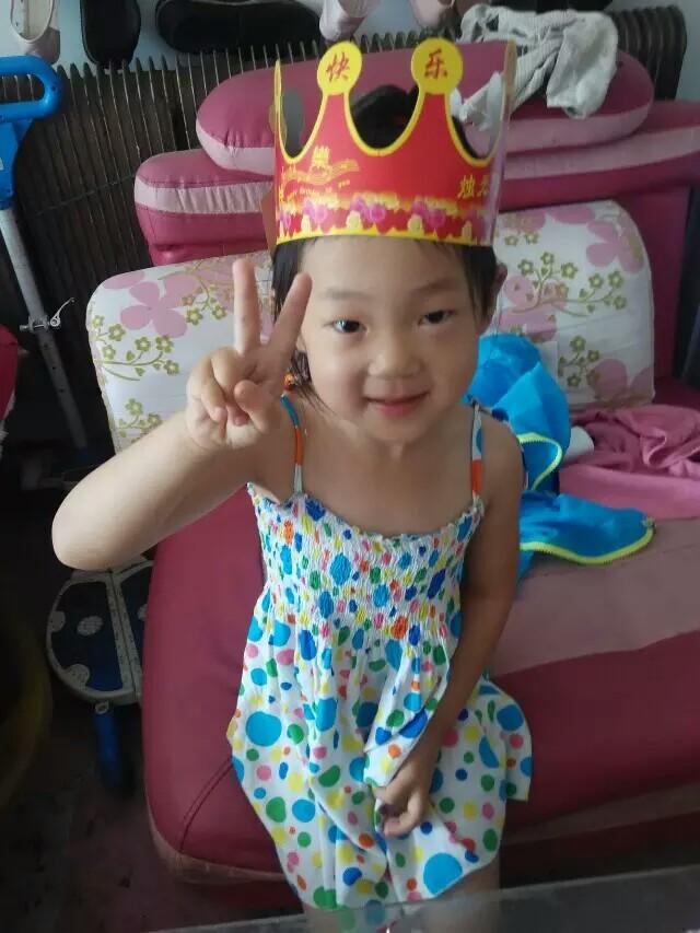宝宝姓名:田钰琪 宝宝年龄:6 宝宝性别:女 宝宝所在幼儿园:王老师