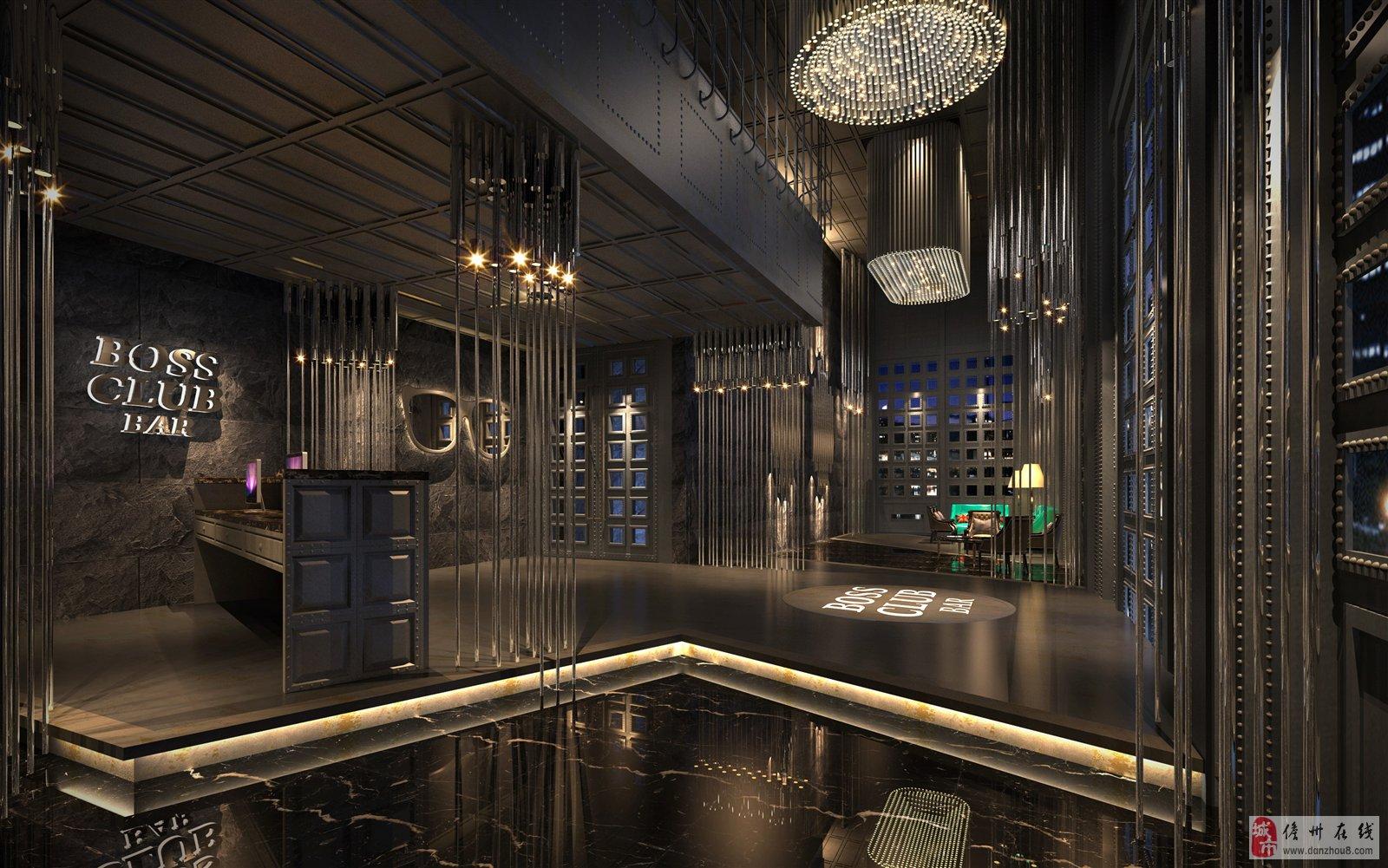 二十余个ktv包厢,整体设计由香港酒吧品牌设计师倾力创造;全场采用