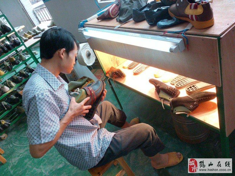 鹤山市艺立鸿配件全套培训出格版师鞋样设计招收学员珍珠条鞋业图片