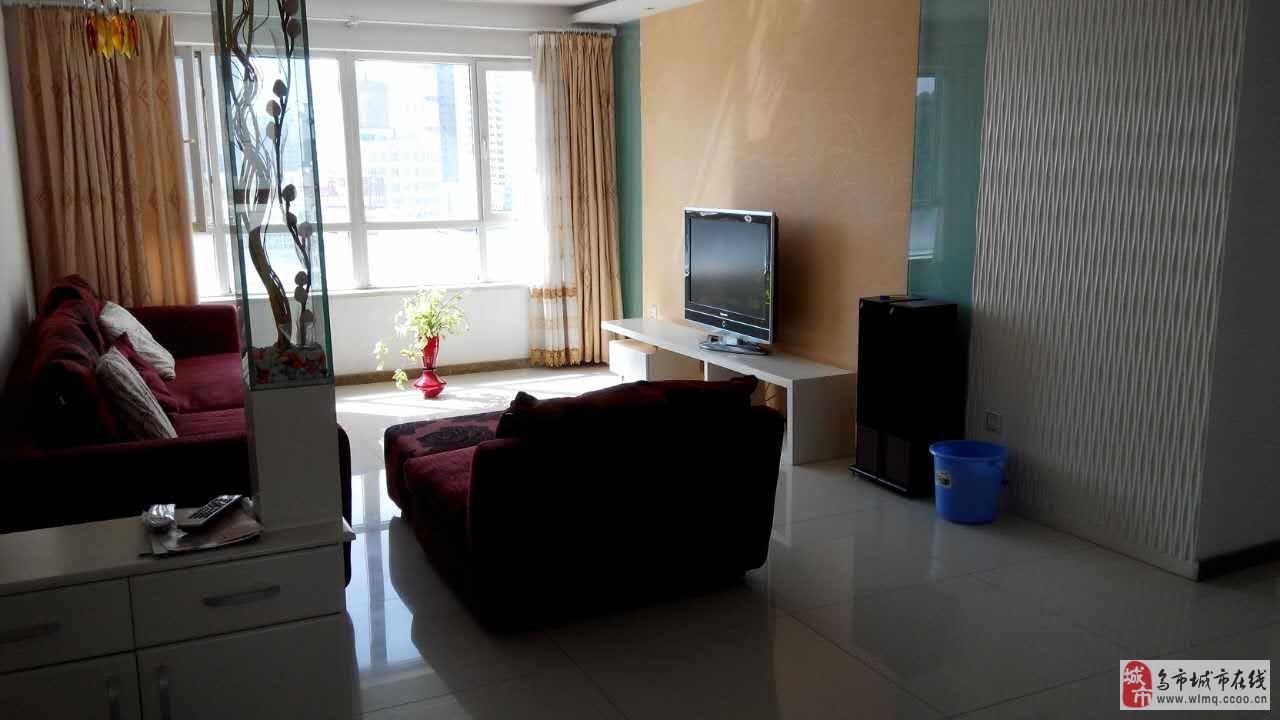 乌鲁木齐市友好南路大公馆3室2厅134平米出租