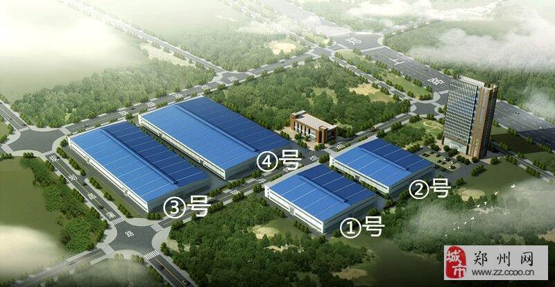 郑上路大型工业厂房出租