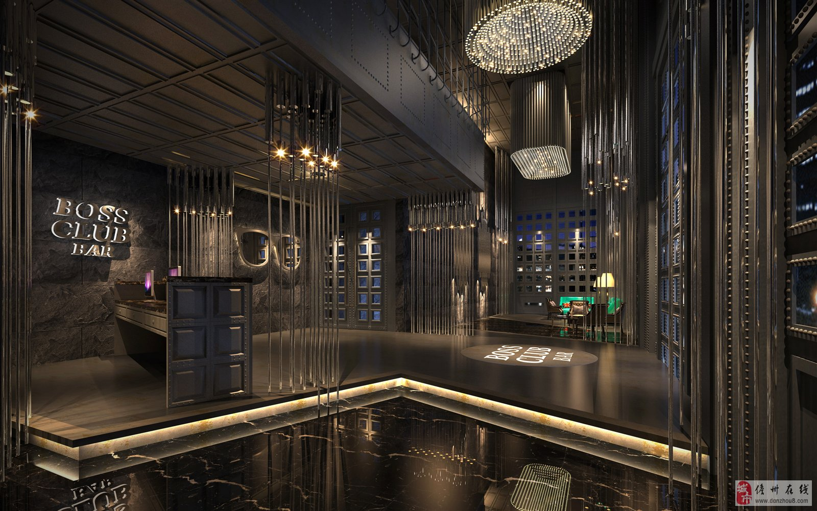 斥资1000多万,鼎力打造时尚与品位,个性与品质的港式酒吧品牌.图片