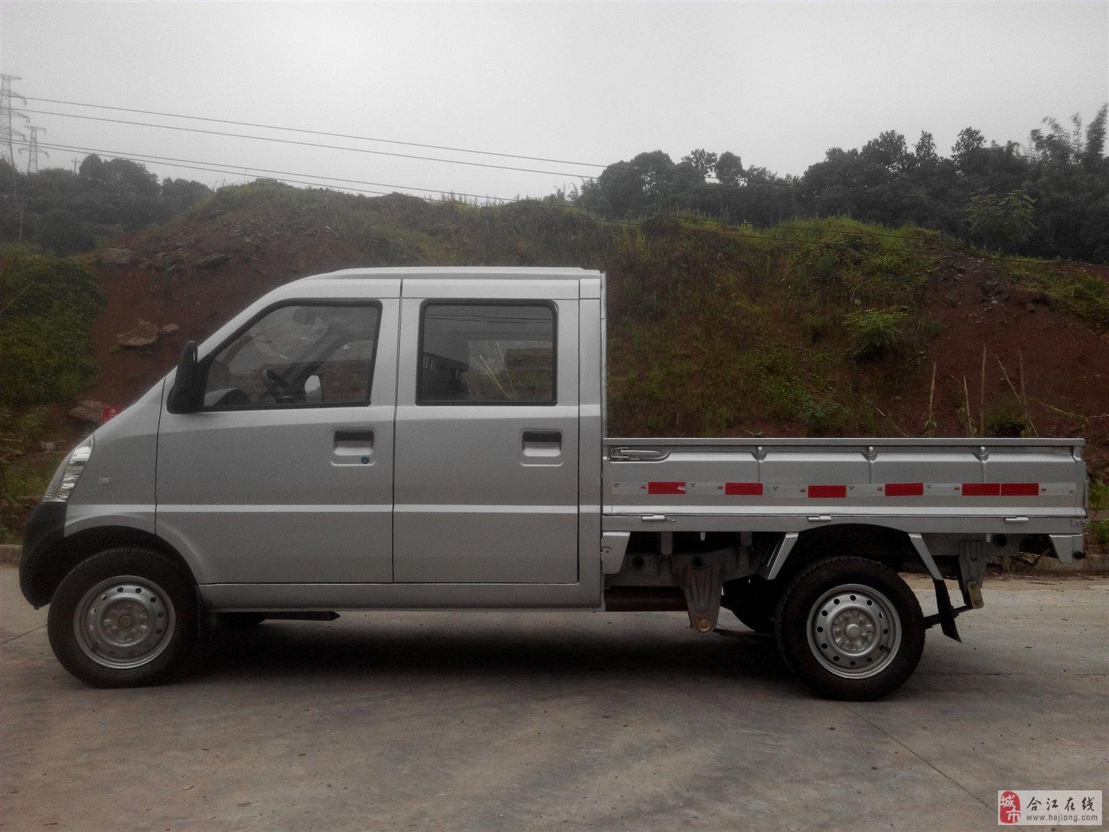 五菱双排小货车,新车转让图片