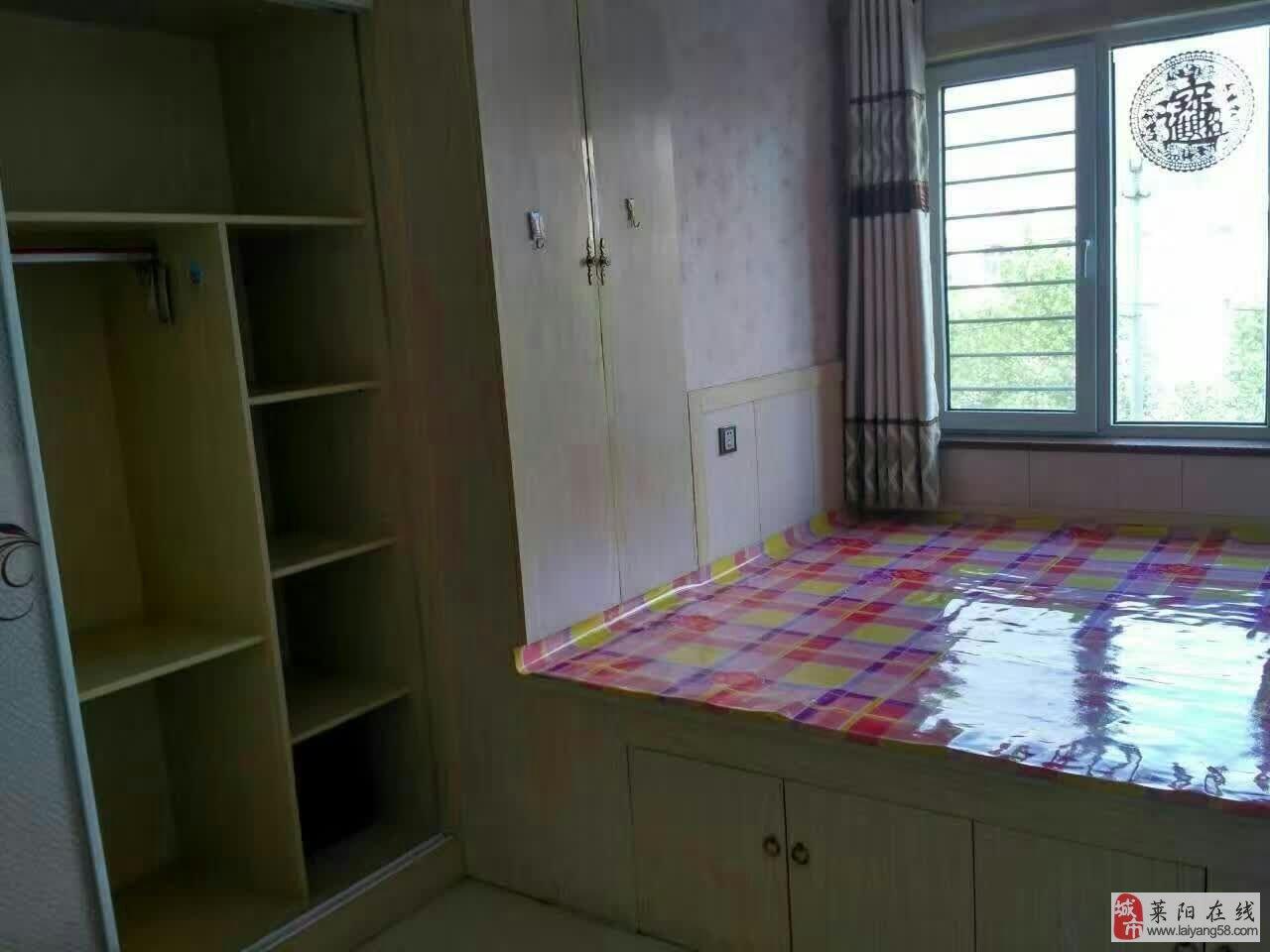 m派顿精装修两室一厅公寓,家具家电齐全,地暖