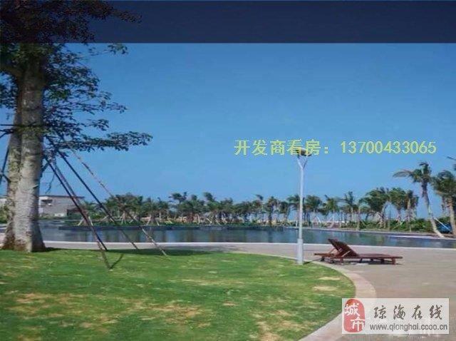 海南省临高长岛蓝湾270度瞰海景观盛宴精装入户