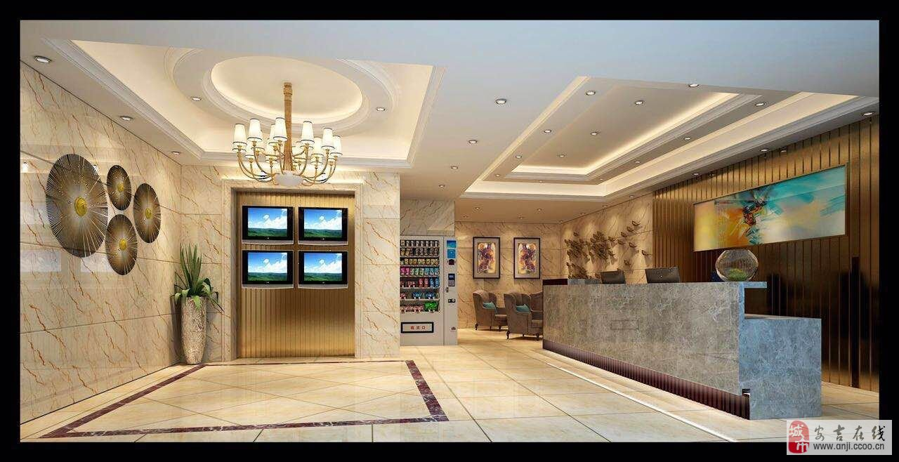 宾馆吧台间装修效果图
