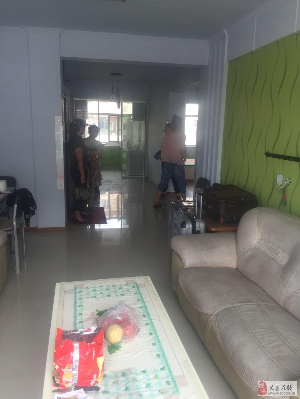 41平,两室一厅,简单装修,简单设施,黄金楼层4楼,小区环境优,位置佳