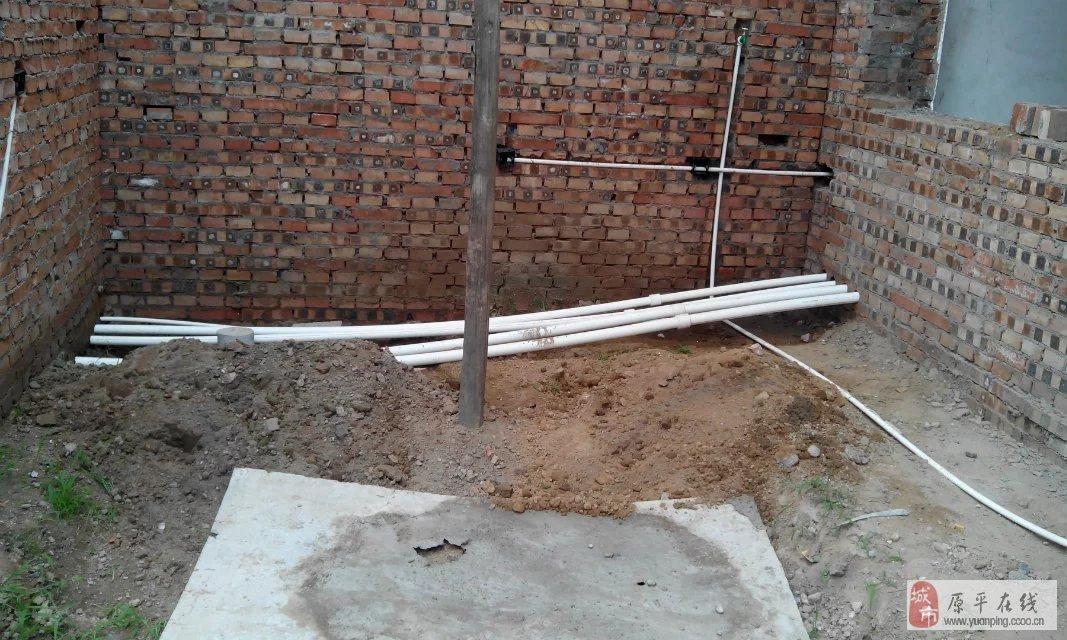 专业改水电暖 安装维修改造各类上下水暖气管道
