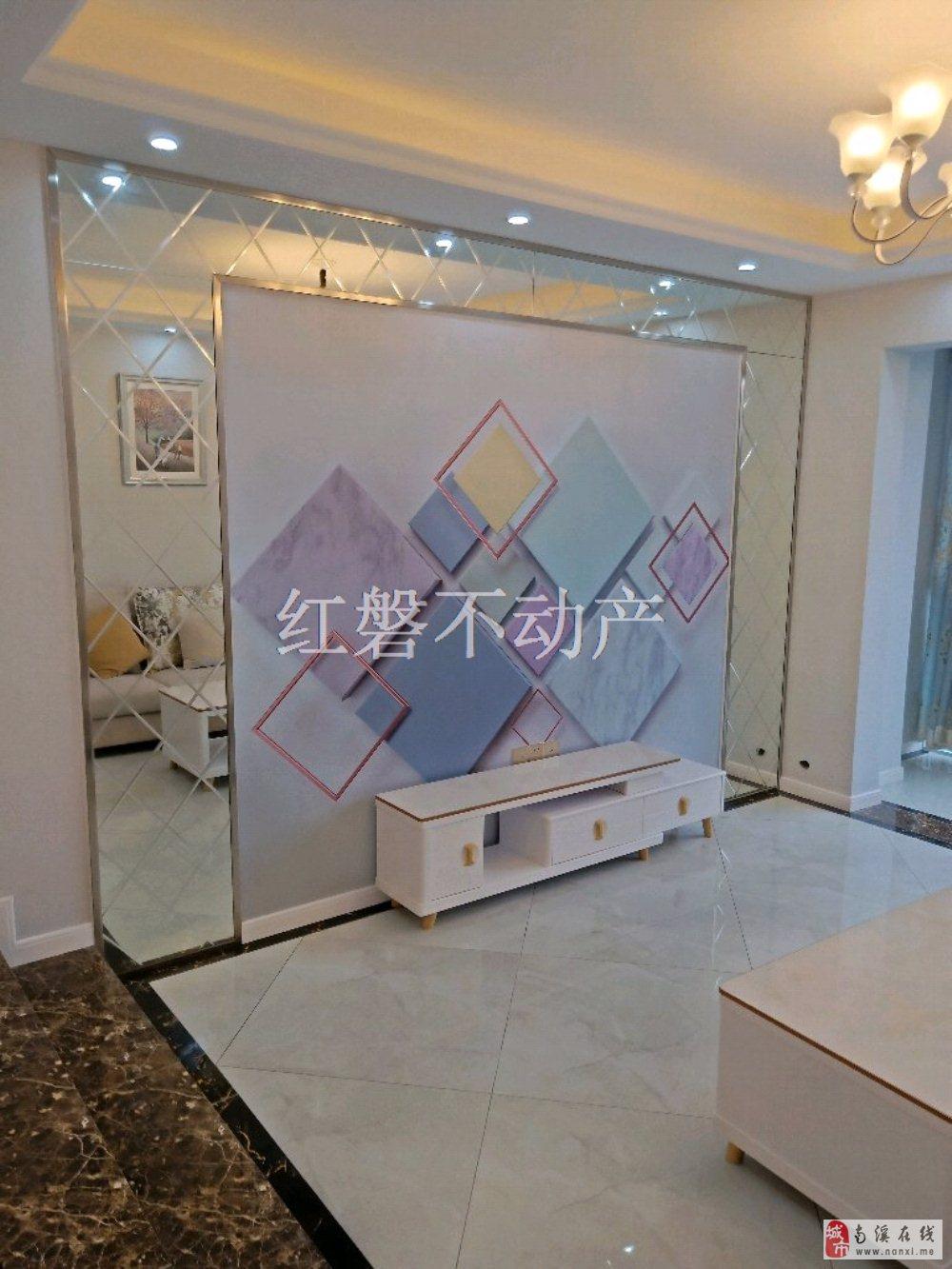 精装康安江城(滨江路)3室2厅1卫62.8万元