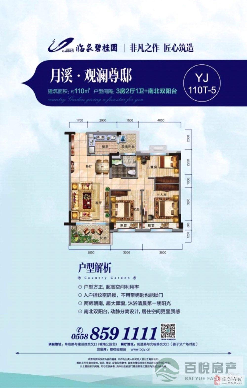 碧桂园小区中间楼层+低于市场价+随时看房可按揭