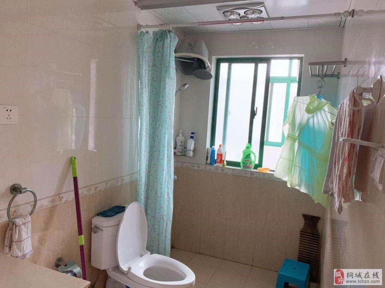 阅城国际花园双学区房精装修三室即买即住