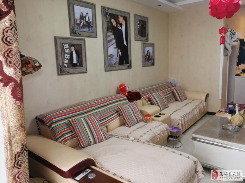 瑞德苑2室2厅1卫精装房可按揭38万元