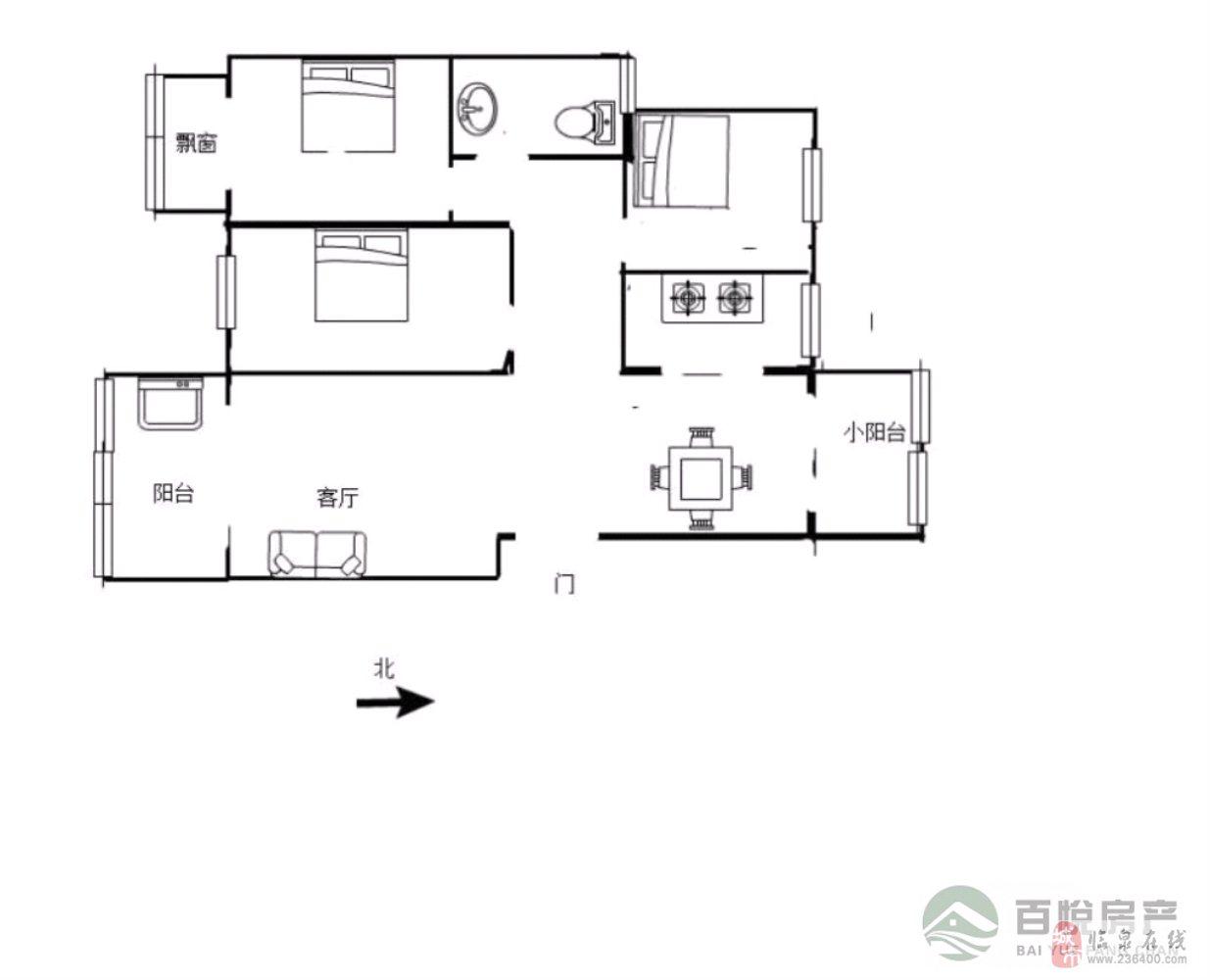稀缺:皇家翰林静波三室精装三房有证税少可按揭限售!