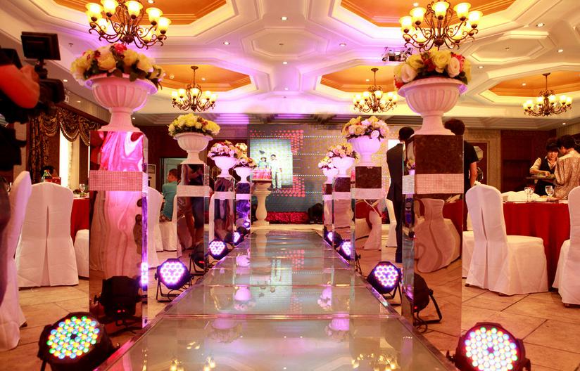 在瓜州结婚婚庆典礼就找张芝传媒庆典