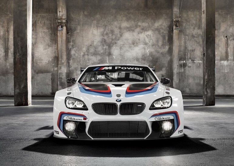 宝马M6 GT3