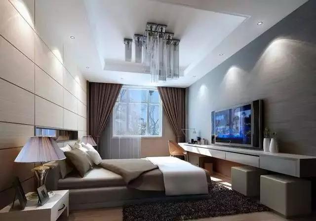 10款治愈系卧室设计,这个地方装修最该犒