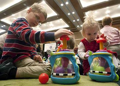如何选择儿童玩具?