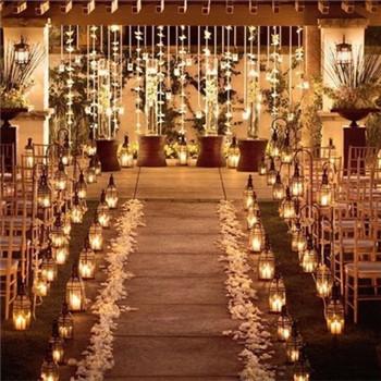 烛光主题婚礼蜡烛怎么选 烛光婚礼需知的注意事项