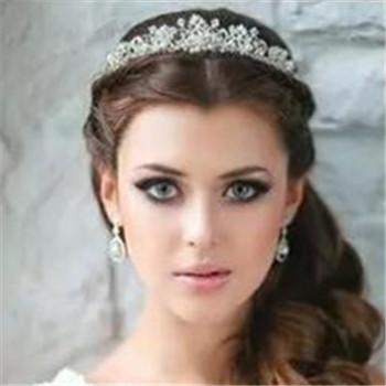 欧式新娘妆画法有哪些需要注意 欧式新娘妆的画法图片