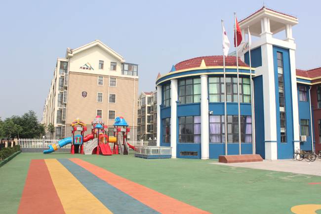 两岸国际幼儿园——最受家长欢迎的老师