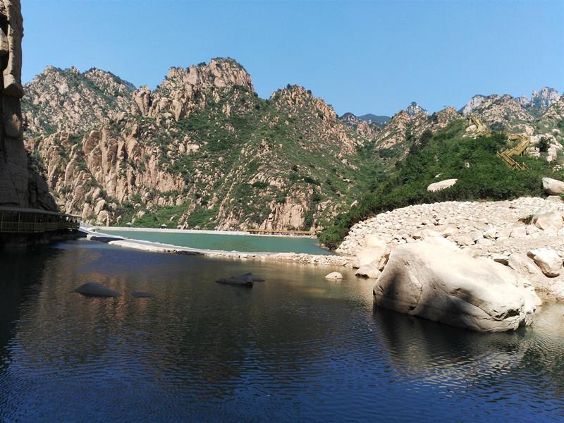 012冰糖峪的山和水