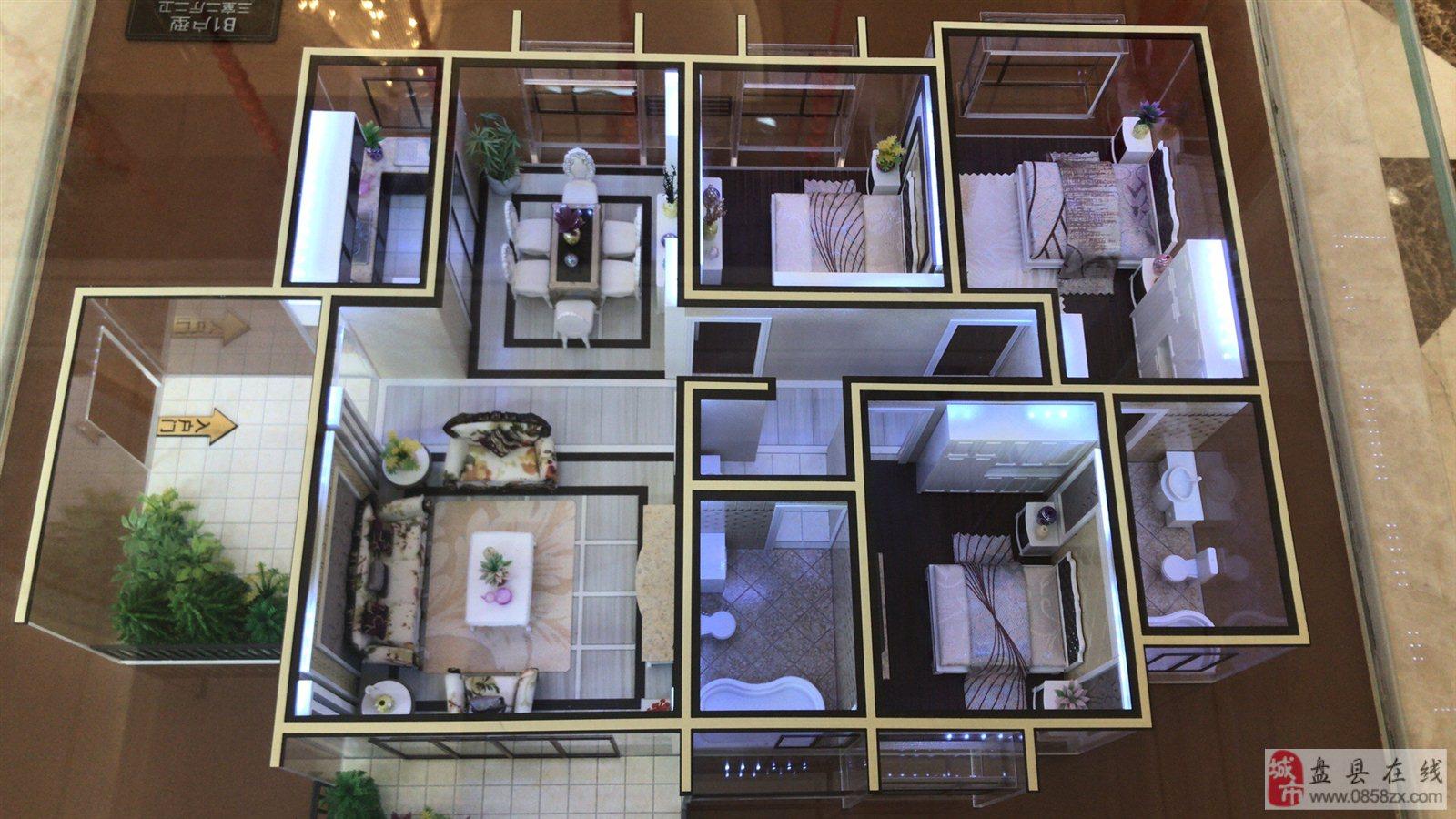 浅水湾太古城3室 2厅 2卫55万元