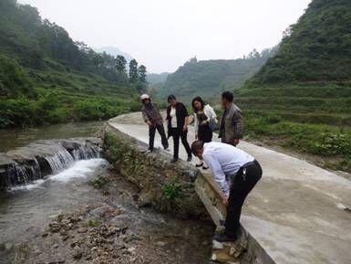 麻江县谷硐摆沙大唐风景区