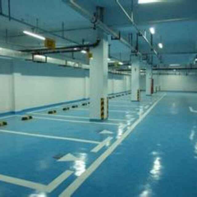 地下停车场地坪漆,厂房地坪