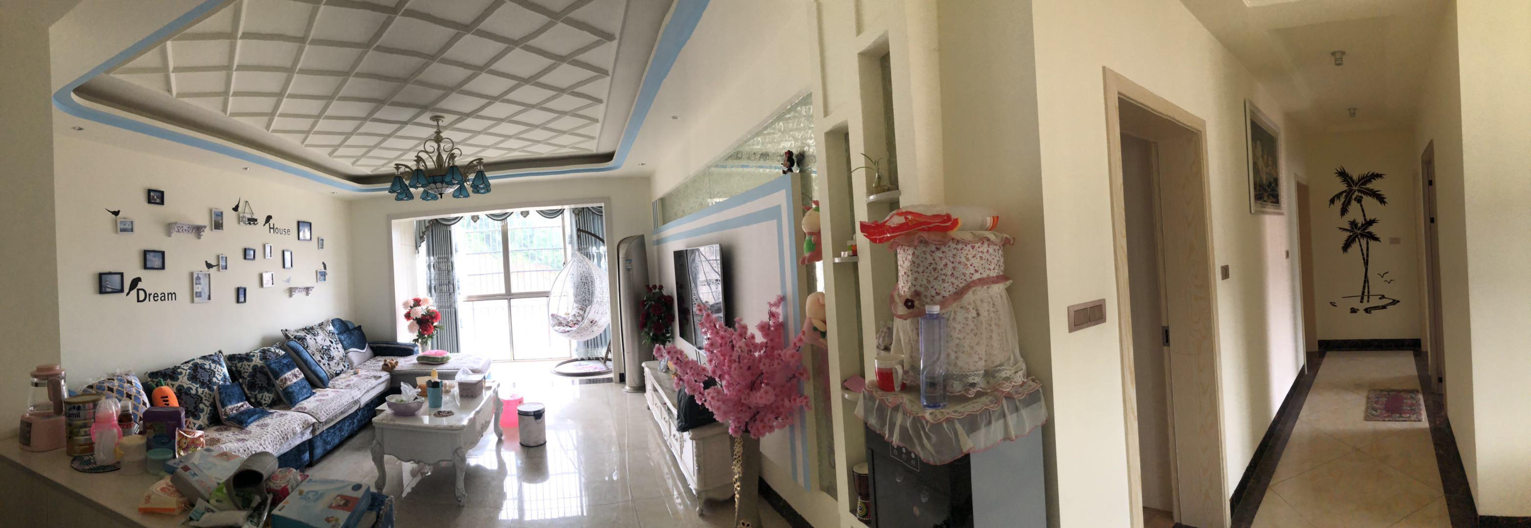 松江国际3室 2厅 2卫46.8万元 ,精装修