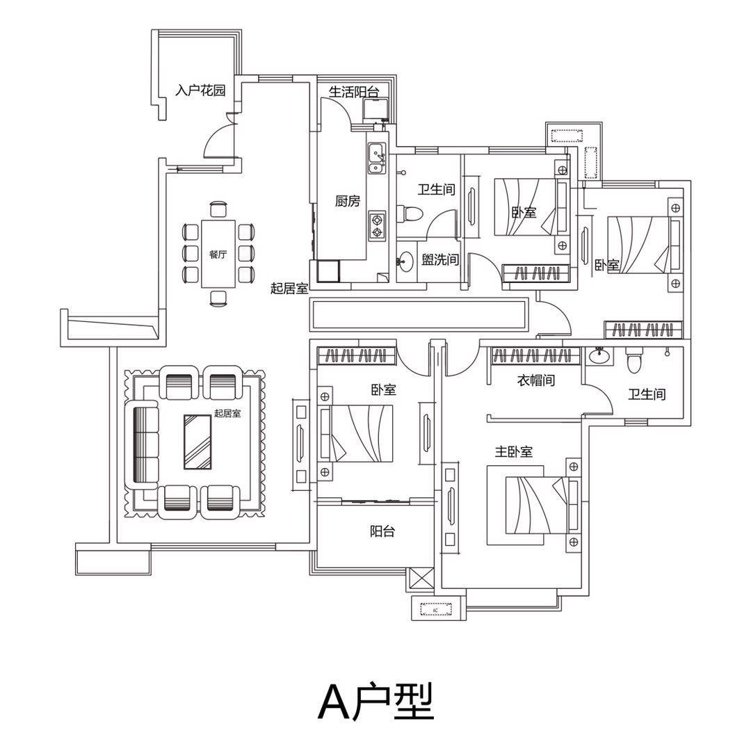 景苑社區4室 2廳 2衛78000萬元