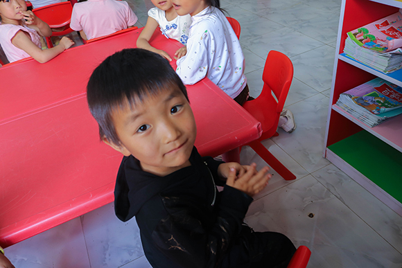 地址:智慧树第一幼儿园——三台山小区