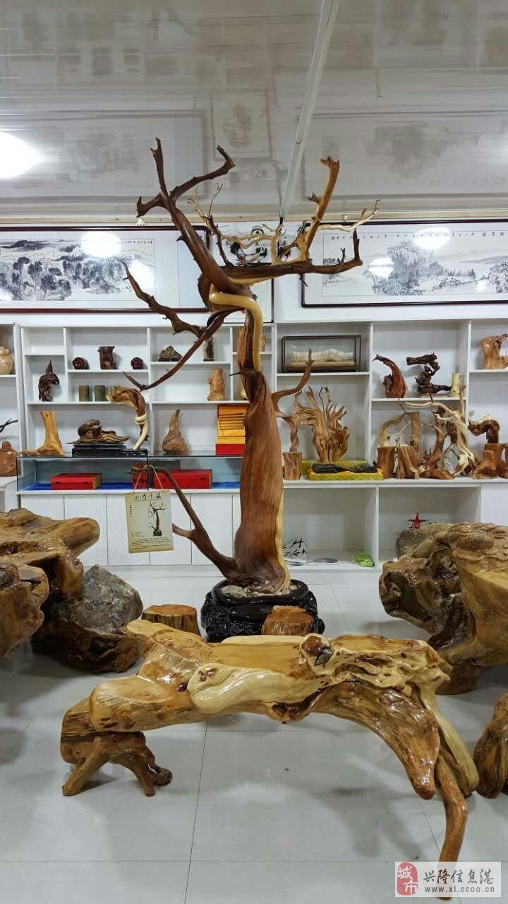 兴隆县奇石根雕盆景艺术协会